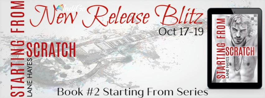 Lane Hayes - Starting from Scratch Blitz Banner