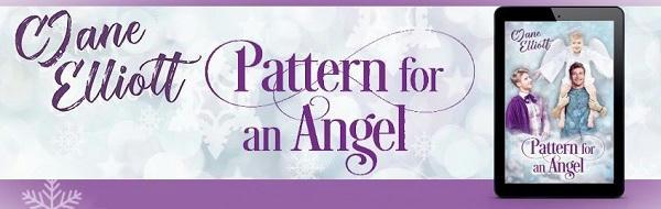 CJane Elliott - Pattern for an Angel Banner