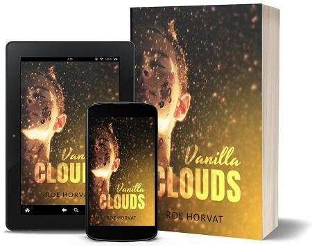 Roe Horvat - Vanilla Clouds Audio Book 3d Promo