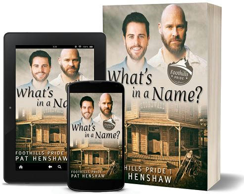 Pat Henshaw - What's in a Name 3d Promo 745rj