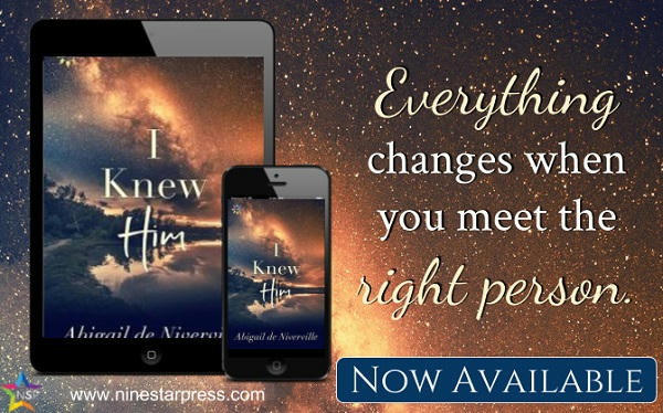 Abigail de Niverville - I Knew Him Now Available