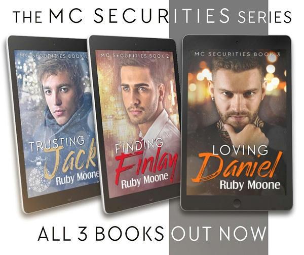 Ruby Moone - MC Securities series banner