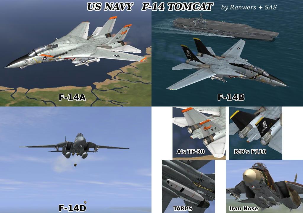 F-14 Tomcat by Ranwers v1 10 (26/Feb/2019)