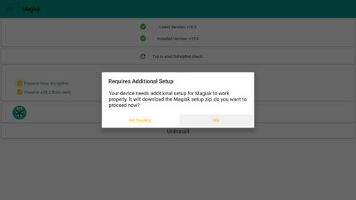 Magisk - Root & Universal Systemless Interface on Q5Pro/Q10Pro/Q30