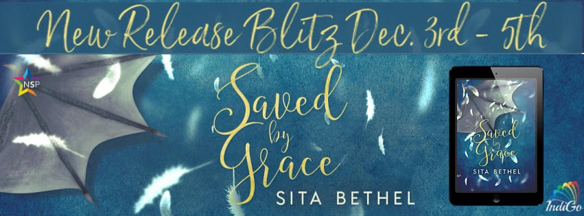 Sita Bethel - Saved by Grace Banner