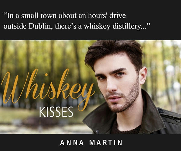 Anna Martin - Whiskey Kisses promo graphic