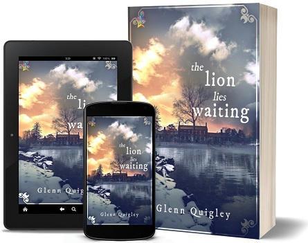 Glenn Quigley - The Lion Lies Waiting 3d Promo