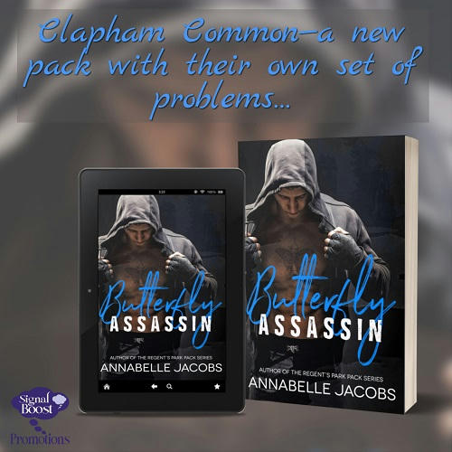 Annabelle Jacobs - Butterfly Assassin Promo