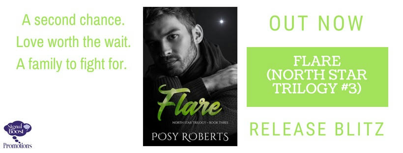 Posy Roberts - Flare RBBanner