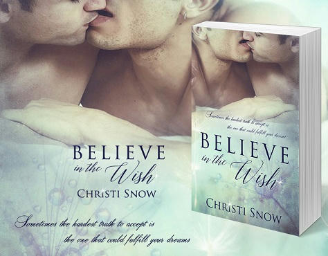 Chrisit Snow - Believe in the Wish Teaser 2