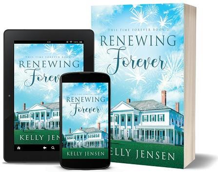 Kelly Jensen - Renewing Forever 3d Promo