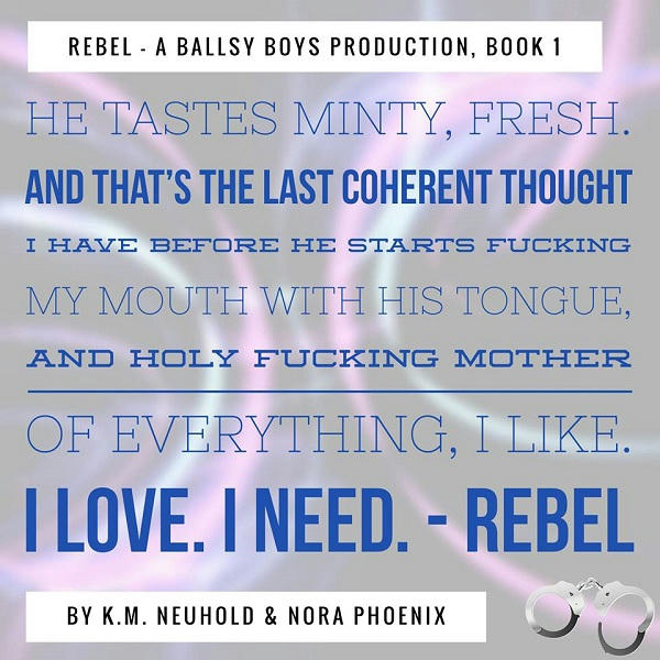 K.M. Neuhold & Nora Phoenix - Rebel Teaser 2