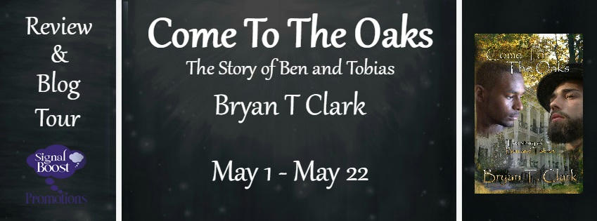 Bryan T. Clark - Come to the Oaks BT Banner
