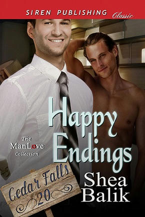 Shea Balik - Happy Endings Cover s