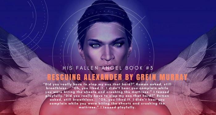 Grein Murray - Rescuing Alexander Teaser 1