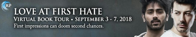 J.L. Merrow - Love At First Hate TourBanner