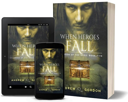 Andrew Q. Gordon - When Heroes Fall 3d Promo