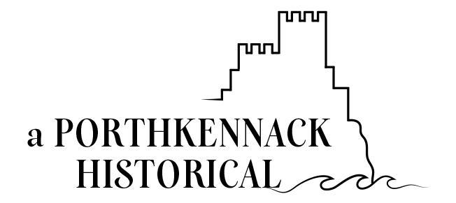 Porthkennack Historical Logo