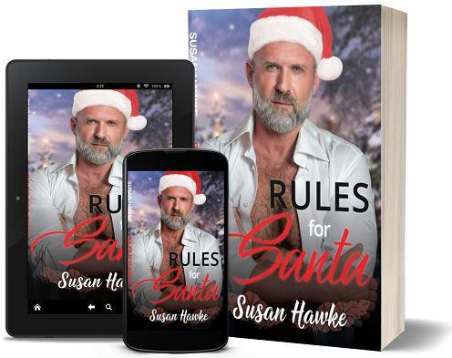 Susan Hawke - Rules for Santa 3d Promo