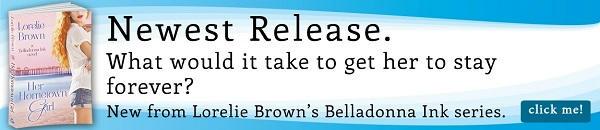 Lorelie Brown - Her Hometown Riptide Banner