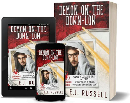 E.J. Russell - Demon on the Down-Low 3d Promo