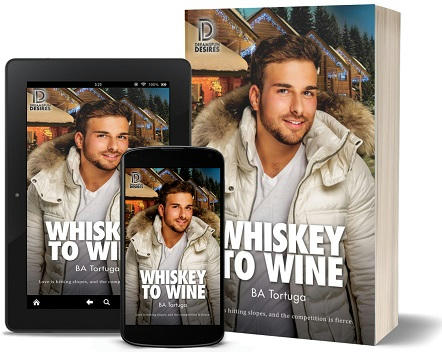 B.A. Tortuga - Whiskey to Wine 3d Promo