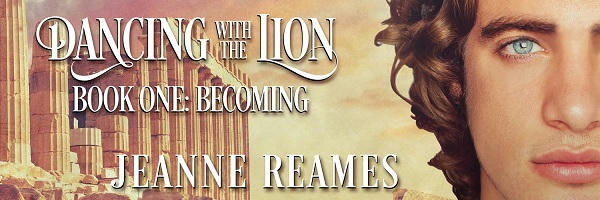 Jeanne Reames - Dancing with the Lion Becoming Banner