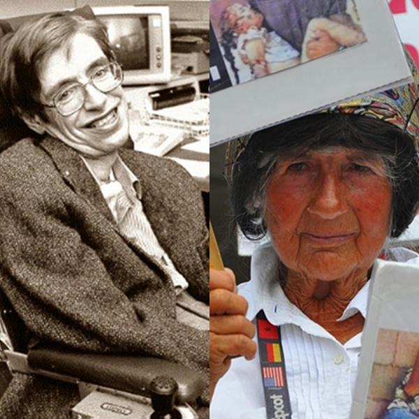 Stephen-Hawking-y-Concepción-Picciotto
