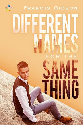 Francis Gideon - Different Names for the Same Things Cover