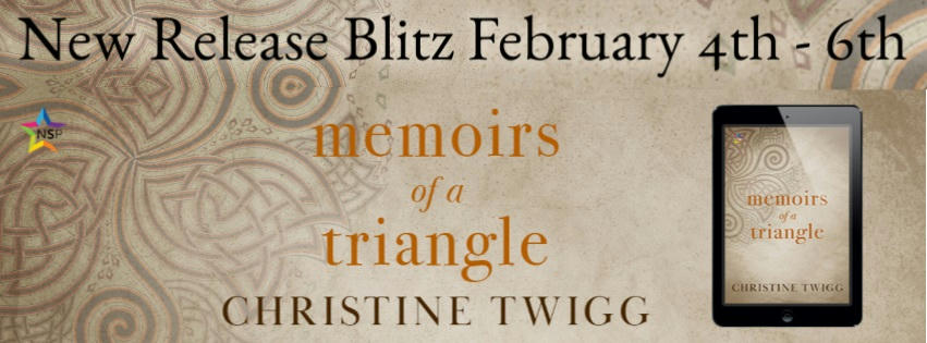 Christine Twigg - Memoirs of a Triangle Blitz Banner
