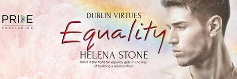 Helena Stone - Equality Banner