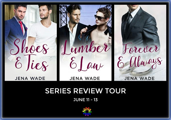 JENA WADE - Shoes & Ties SERIES REVIEW TOUR