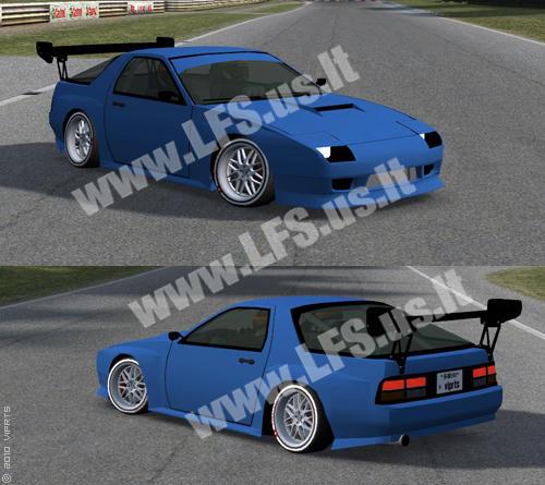 XR - Mazda RX7 FC3S