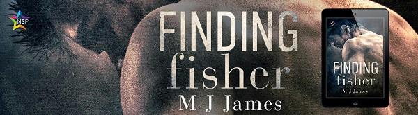 M.J. James - Finding Fisher NineStar Banner