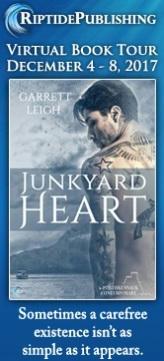 Garrett Leigh - Junkyard Heart TourBadge