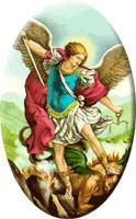 San Miguel Arc�ngel. St Michael