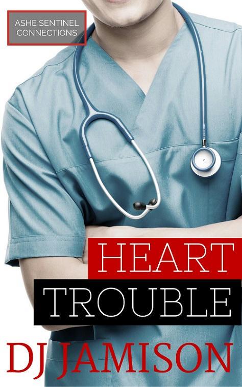 D.J. Jamison - Heart Trouble Cover