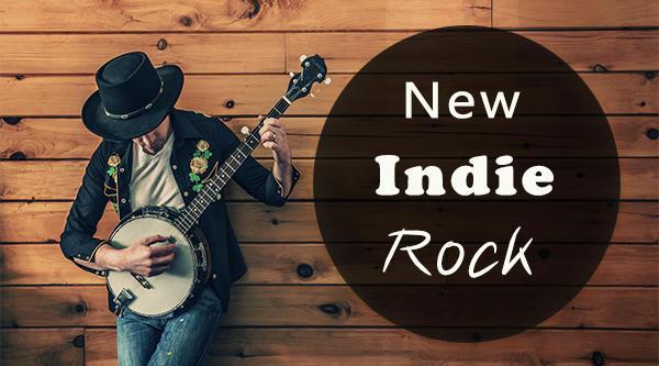 Uplifting Indie Rock & Energetic Upbeat - 9