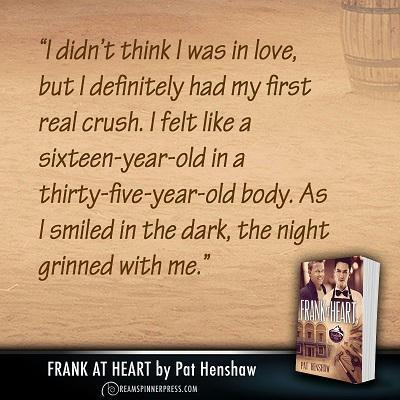 Pat Henshaw - Foothills Pride Frank Teaser