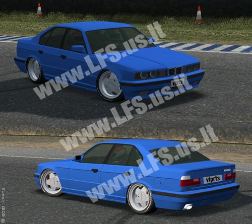 XR - BMW E34