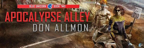 Don Allmon - Apocalypse Alley Banner