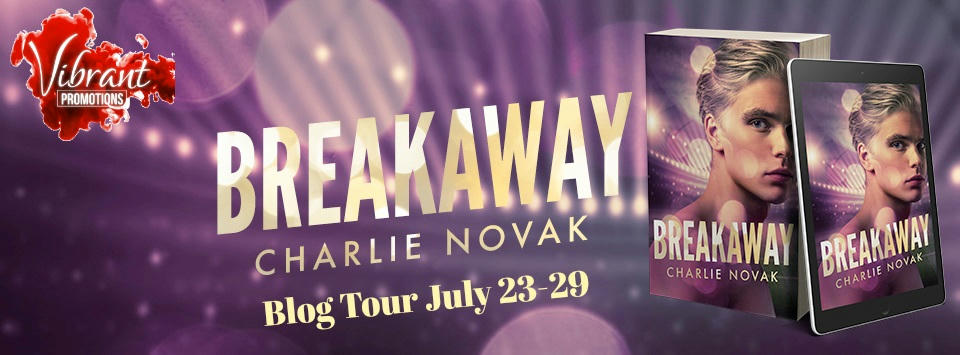 Charlie Novak - Breakaway Tour Banner