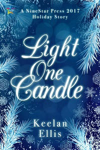 Keelan Ellis - Light One Candle Cover