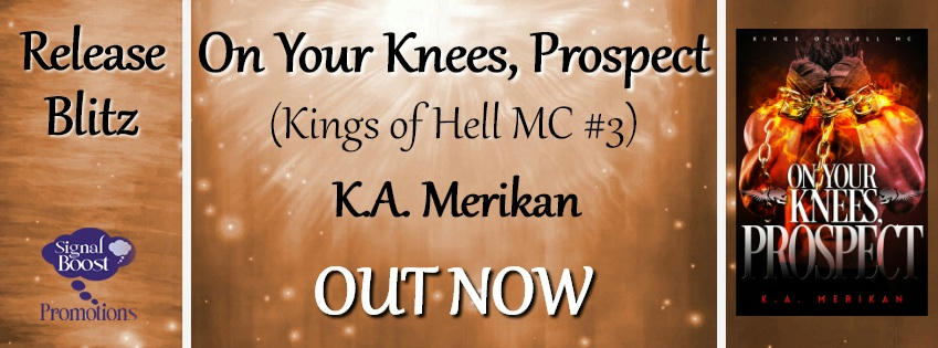 K.A. Merikan - On Your Knees, Prospect RBBanner