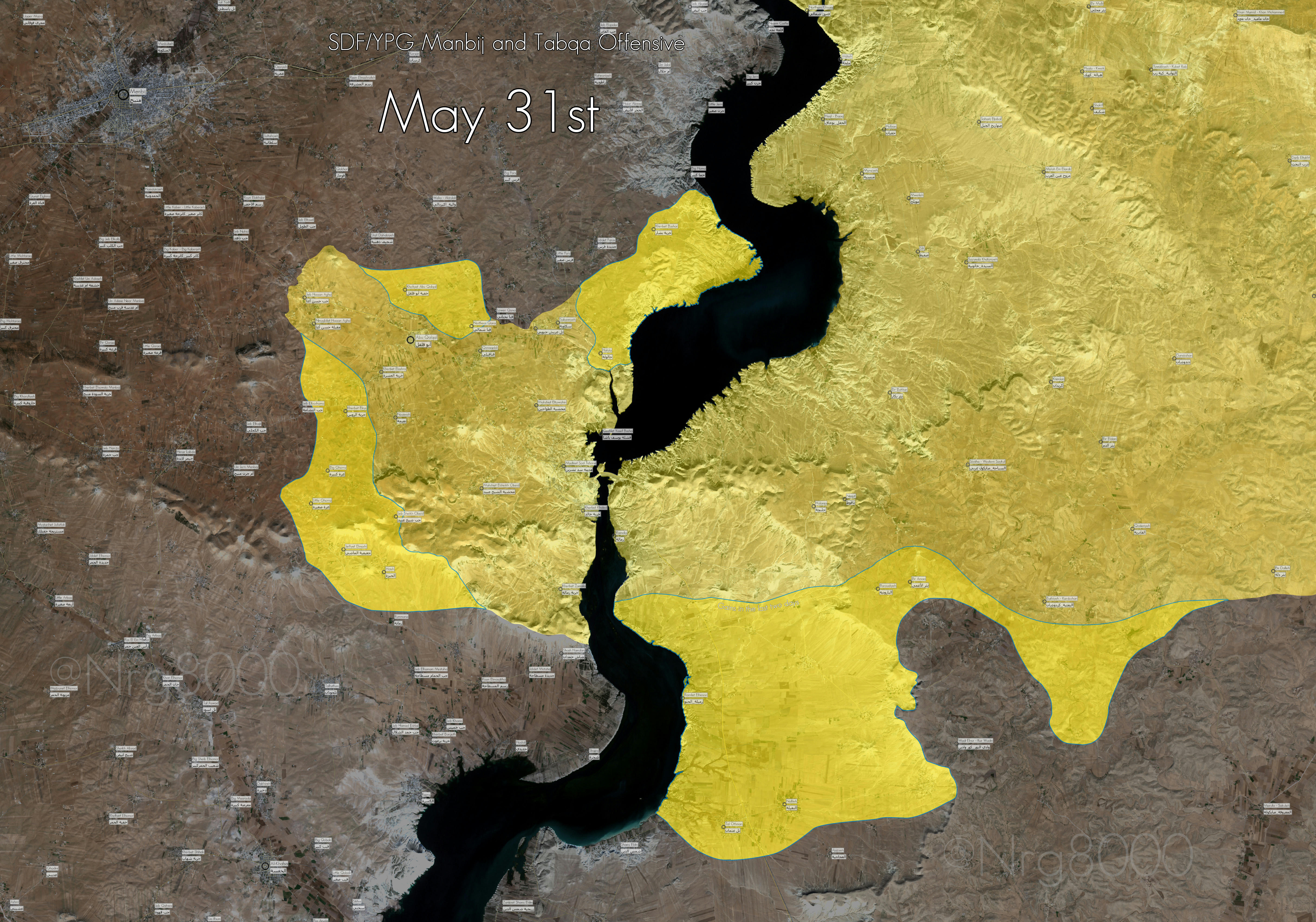 Syria in 2016 (April-June) [Archive] - Page 8 - Small Wars
