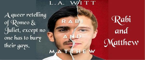 L.A. Witt - Rabi and Matthew banner