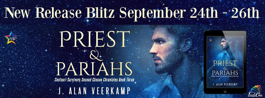 J. Alan Veerkamp - Priest & Pariahs RB Banner
