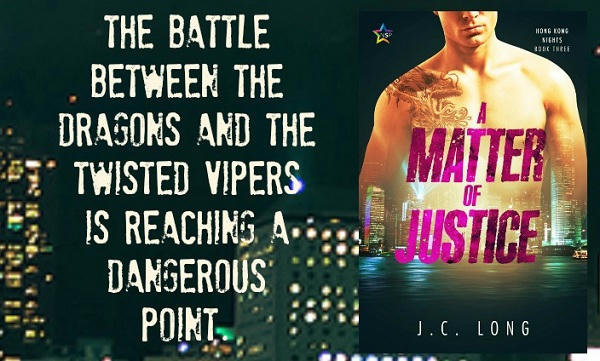 J.C. Long - A Matter of Justice Graphic
