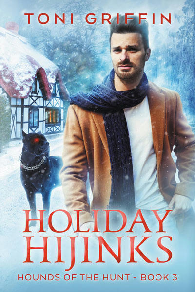 Escape From the Holidays Collection COVER - Holiday Hijinks