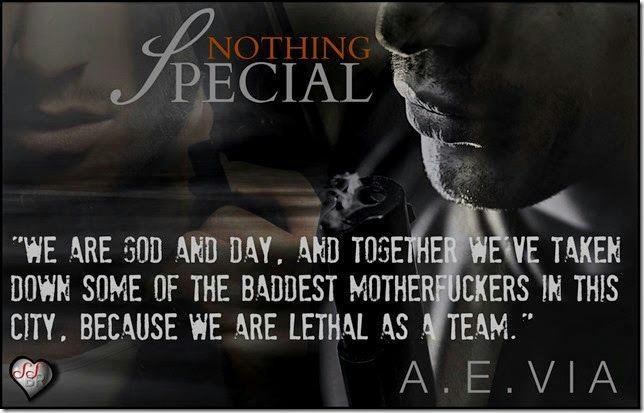 A.E. Via - Nothing Special Promo 6